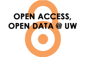 Open Access, Open Data @ UW graphic
